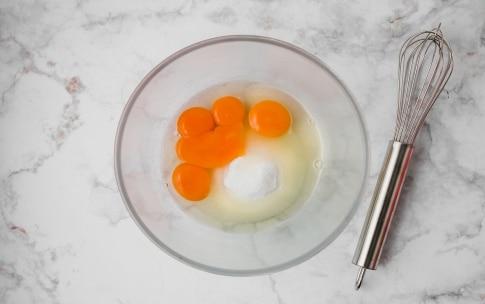 Preparazione Crème caramel - Fase 2