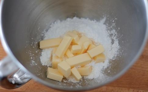 Preparazione Crostatine alla Nutella - Fase 1