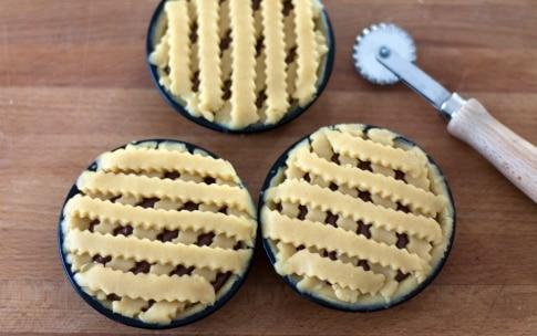 Preparazione Crostatine alla Nutella - Fase 5