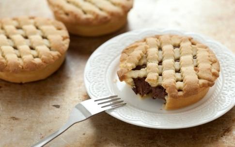 Preparazione Crostatine alla Nutella - Fase 6