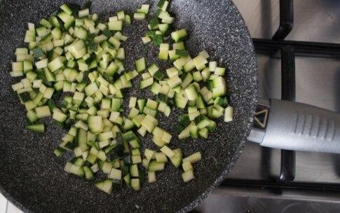 Preparazione Millefoglie di tofu e zucchine - Fase 2