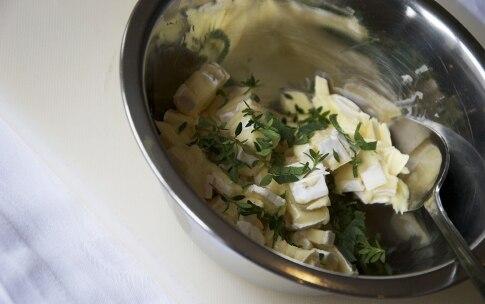 Preparazione Sfogliatine danesi con asparagi - Fase 2