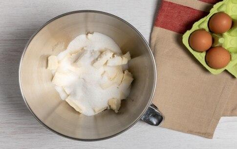 Preparazione Torta sabbiosa - Fase 1
