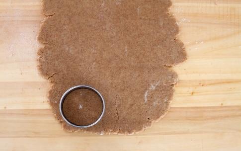 Preparazione Biscotti integrali con le mandorle - Fase 2