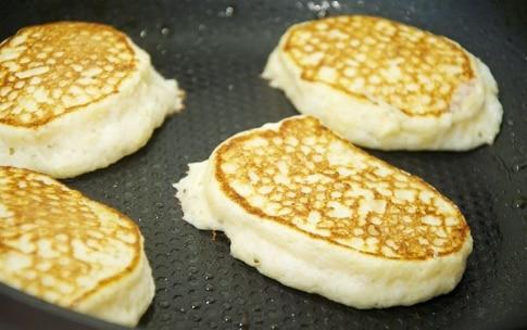 Preparazione Blinis di patate con crema di barbabietola - Fase 2