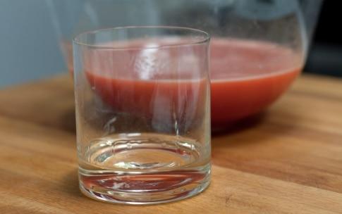 Preparazione Ghiaccioli all'anguria, rum bianco, lime e menta - Fase 4