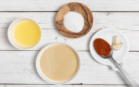 Preparazione Hummus di ceci - Fase 1