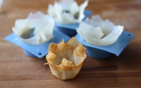 Preparazione Fichi caramellati con crema mascarpone-yogurt - Fase 3