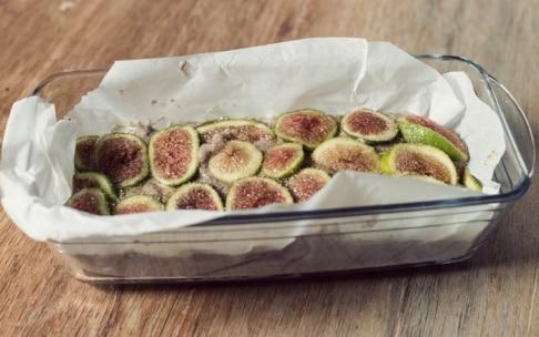 Preparazione Pane ai fichi e banane - Fase 2