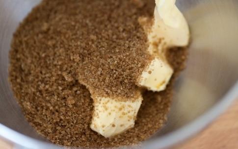 Preparazione Torta al caffè e gocce di cioccolato - Fase 1