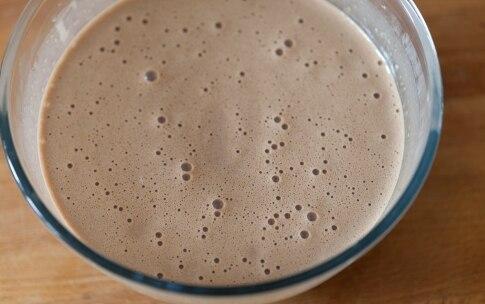 Preparazione Budino al cioccolato e zenzero - Fase 4