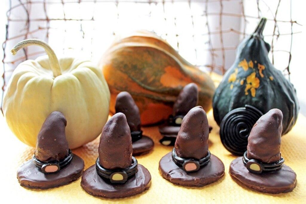 Cappelli della strega di Halloween
