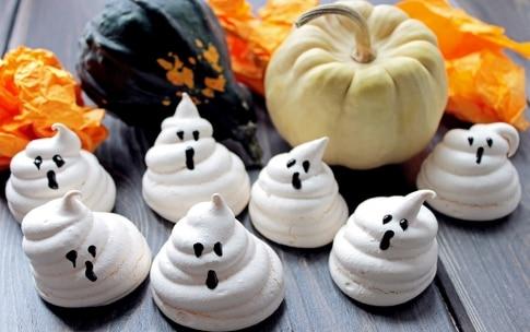 Preparazione Fantasmini di Halloween - Fase 3