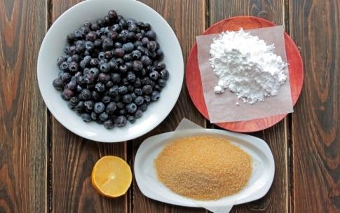Preparazione Pie ai mirtilli - Fase 1