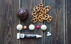 Preparazione Muffin renna di Natale - Fase 3
