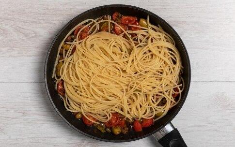 Preparazione Puttanesca di peperoni - Fase 3