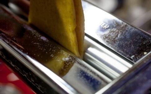 Preparazione Tajarin al burro di cacao e tartufo - Fase 2