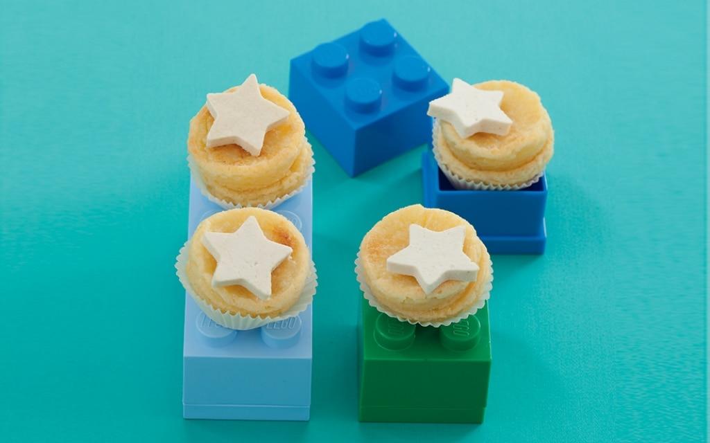 Mini muffin al formaggio