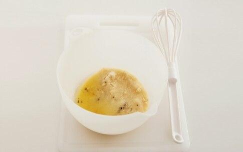 Preparazione Pasta genovese senza latte e uova - Fase 1