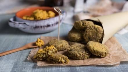Polpette di lenticchie e riso