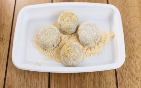 Preparazione Polpette di lenticchie e riso - Fase 2