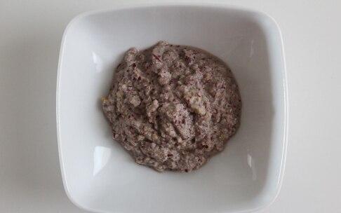 Preparazione Polpette di quinoa alla curcuma con radicchio e noci - Fase 2