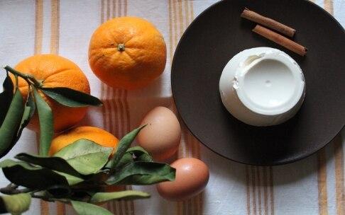 Preparazione Ricotta al forno all'arancia - Fase 1
