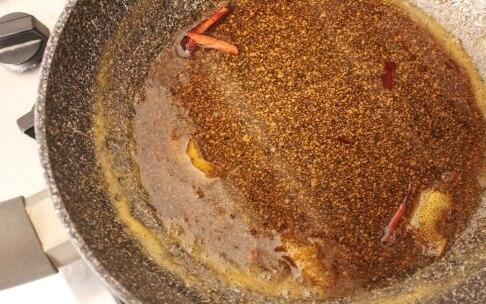Preparazione Ricotta al forno all'arancia - Fase 2