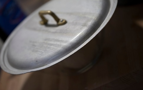 Preparazione Grissini all'olio d'oliva - Fase 6