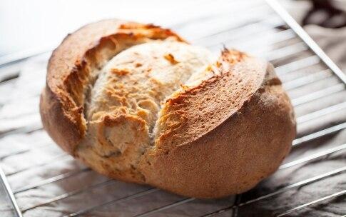 Preparazione Pane fatto in casa: Farine di grano duro Biancolilla e Senatore Cappelli - Fase 17