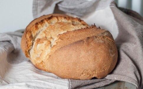 Preparazione Pane fatto in casa: Farine di grano duro Biancolilla e Senatore Cappelli - Fase 18