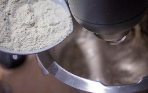Preparazione Pane fatto in casa: Farine di grano duro Biancolilla e Senatore Cappelli - Fase 6