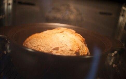 Preparazione Pane integrale in pentola - Fase 18