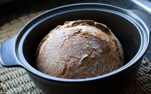 Preparazione Pane integrale in pentola - Fase 19