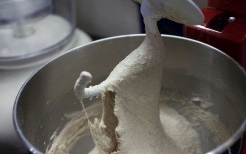 Preparazione Pane integrale in pentola - Fase 8