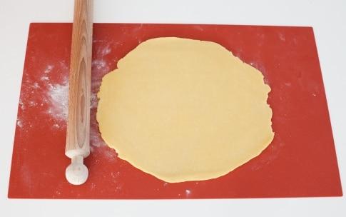 Preparazione Pasta frolla salata - Fase 3