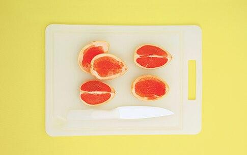 Preparazione Scorze di pompelmo candite - Fase 1