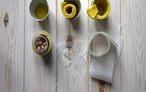 Preparazione Bicchierini salati ai gamberi - Fase 2