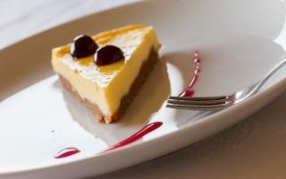 Cheesecake di yogurt e ricotta con il Bimby
