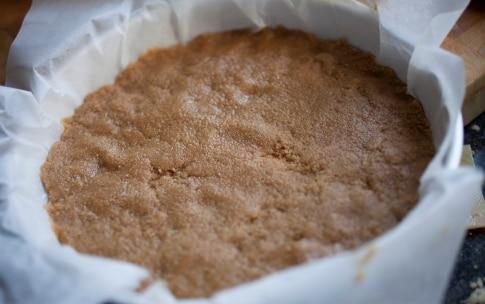 Preparazione Cheesecake di yogurt e ricotta con il Bimby - Fase 2