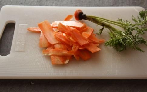 Preparazione Chips di verdure al forno - Fase 1
