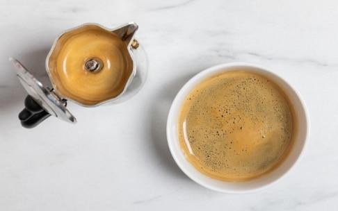 Preparazione Crema al caffè - Fase 1