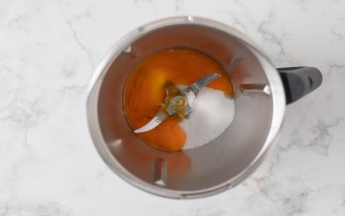 Preparazione Crema pasticcera con il Bimby - Fase 1