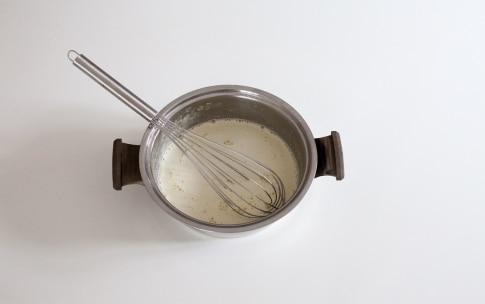 Preparazione Crema pasticciera al cocco - Fase 4