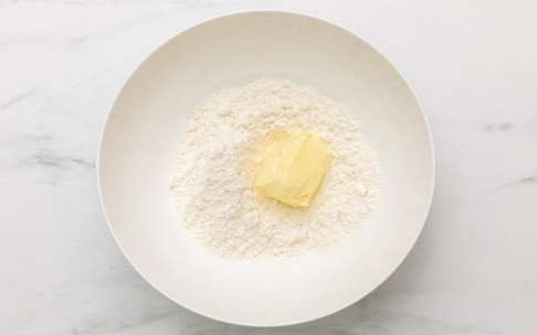 Preparazione Crostata al cioccolato - Fase 1