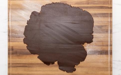Preparazione Crostata al cioccolato - Fase 2