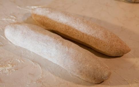 Preparazione Pane fatto in casa: Filoni integrali - Fase 4