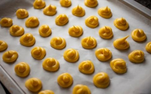 Preparazione Pasta choux o bignè con il Bimby - Fase 4