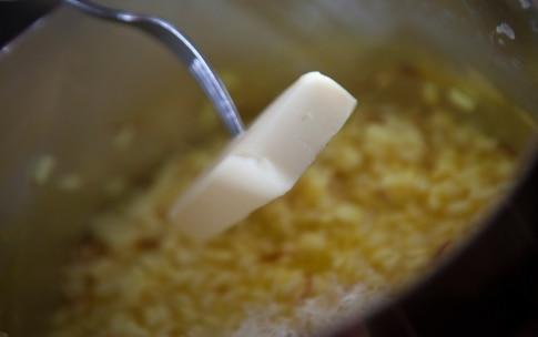 Preparazione Riso giallo con semi di papavero - Fase 4