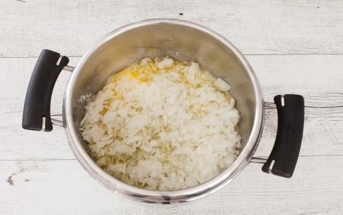 Preparazione Zuppa di cipolle - Fase 1